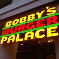 Photo taken at Bobby's Burger Palace by Joe D. on 9/7/2011