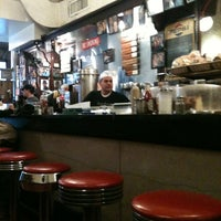 Photo taken at Eisenberg's Sandwich Shop by Ken S. on 1/7/2011