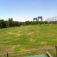 Photo taken at Randalls Island Golf Center by Joe B. on 5/13/2012