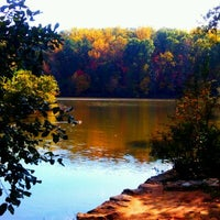 Photo taken at Lullwater Preserve by Michael A. on 11/4/2011