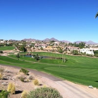 Photo taken at Desert Canyon Golf Club by Martin O. on 10/27/2011