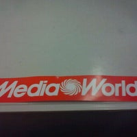 Photo taken at Media World by Rossella D. on 1/21/2012