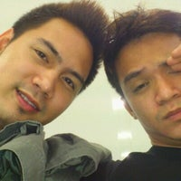 Photo taken at Robinsons Place by Ronald Christopher d. on 3/11/2012