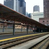 Photo taken at Metra - LaSalle Street by Mel C. on 8/12/2012