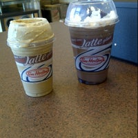 Photo taken at Tim Hortons by Malcolm V. on 5/12/2012