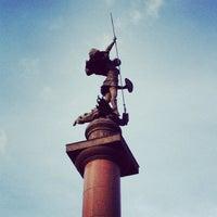 Снимок сделан в Трубная площадь пользователем Алексей 7/14/2012