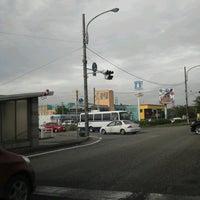 Photo taken at マンボウ (MANBOW) 金沢店 by あいのん on 9/8/2012