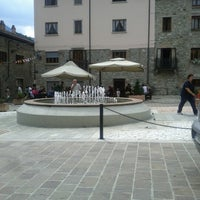 Photo taken at Comune di Ferriere by Monica A. on 8/14/2012