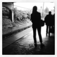 Photo taken at LIRR - Manhasset Station by John H. on 10/19/2011
