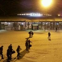 Photo taken at Kittilä Airport (KTT) by Floris W. on 12/31/2011