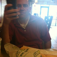 Photo taken at Subway by Josephine on 9/2/2012