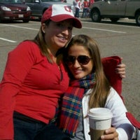 Photo taken at OSU tailgate!! by Melissa W. on 9/24/2011