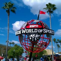 Photo taken at ESPN Wide World of Sports Complex by Sue M. on 3/23/2012
