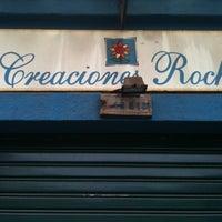 Photo taken at Creaciones Rocha by Marcos R. on 8/25/2011