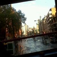 Photo taken at TfL Bus 8 by Nuria C. on 10/25/2011