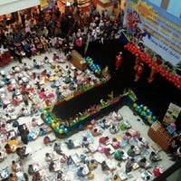 Photo taken at Palembang Indah Mall by Dhaffy S. on 4/7/2012