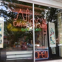 Photo taken at Capital Subs by Greg R. on 9/9/2011
