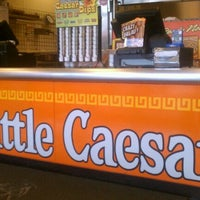 Photo taken at Little Caesars Pizza by Doc on 2/28/2012