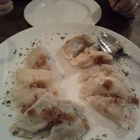 Photo taken at Malina Restaurant by Simon W. on 5/11/2012
