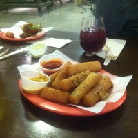 Photo taken at Pica Pica Maize Kitchen by Cindy C. on 10/15/2011
