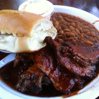 Photo taken at Buster's Southern BBQ by Curtis S. on 5/31/2012
