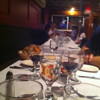 Photo taken at Lucia Ristorante by William T. on 8/21/2011