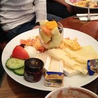 Photo taken at Café Rischart by Radhika T. on 3/11/2012