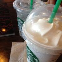 Photo taken at Starbucks by Kels R. on 7/11/2012