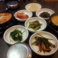 Photo taken at 순두부와빈대떡 by Nari R. on 10/4/2011