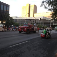 Photo taken at Hyatt Place Des Moines/Downtown by Robert on 8/9/2012