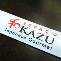 Foto tirada no(a) Espaço Kazu por Douglas H. em 6/8/2012