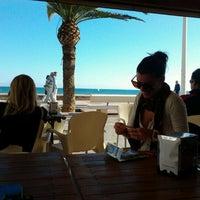 Photo taken at El Passatge Bar by Altair on 11/26/2011