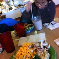 Photo taken at HomeTown Buffet by mark david l. on 1/24/2012