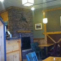 Photo taken at Caribou Coffee by Mark S. on 5/6/2012