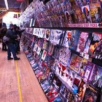Photo taken at Midtown Comics by Kashif Z. on 1/15/2011