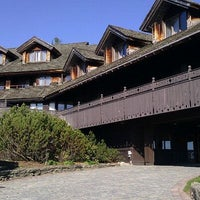 Photo taken at Trapp Family Lodge by Steve P. on 11/5/2011
