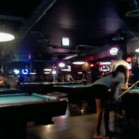 Photo taken at Break Bar & Billiards by Carina H. on 10/10/2011