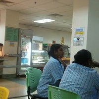 Photo taken at LWEH Cafeteria by midikarma S. on 11/22/2011