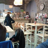 Photo taken at Zoe Food by Federico V. on 1/19/2012