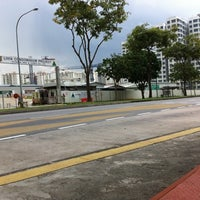 Photo taken at Bus Stop 77029 (Blk 571) by Shairazi M. on 12/21/2010