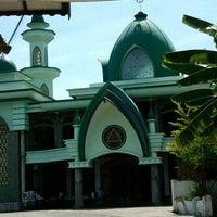 Photo taken at Masjid Al ikhlas BDI Gubernur Suryo by Sasmio K. on 9/9/2011