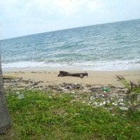 Photo taken at Pulau Sambu by Tya M. on 10/15/2011