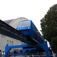 Photo taken at Monorail presented by Capital BlueCross by Edward K. on 8/13/2011