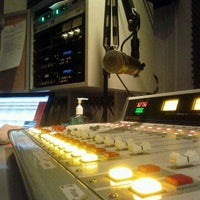 Photo taken at CFMU 93.3 FM by Amy H. on 1/23/2012