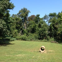 Photo taken at Ridgefield Bark Park by Dr. Mary C. on 9/7/2012