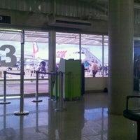 Photo taken at Sala de Embarque by Fernando Henrique d. on 6/9/2012