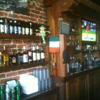 Photo taken at Irish Bred Pub by Steven S. on 7/25/2012
