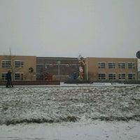 Photo taken at Basisschool De Krullevaar by Arjan B. on 2/12/2012
