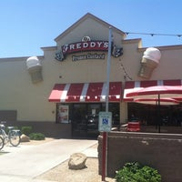 Photo taken at Freddy's Frozen Custard & Steakburgers by Brian R. on 6/20/2012