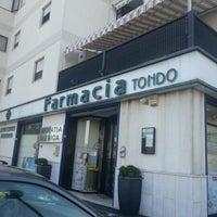 Photo taken at Farmacia Tondo by Giuseppe N. on 8/25/2012